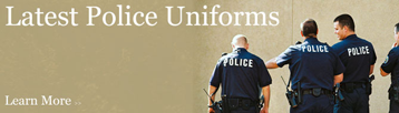 Shop Police Uniforms & Gear